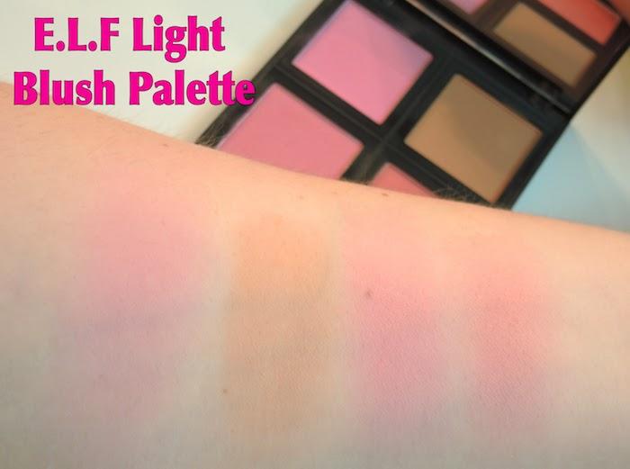 Studio Blush Palette - Dark by e.l.f. #21