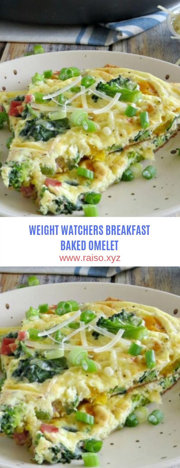 Weight Watchers Breakfast Omelet