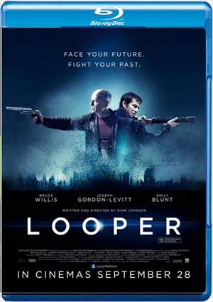 Looper 2012 Dual Audio 720p BluRay x264 [Hindi English] 800mb