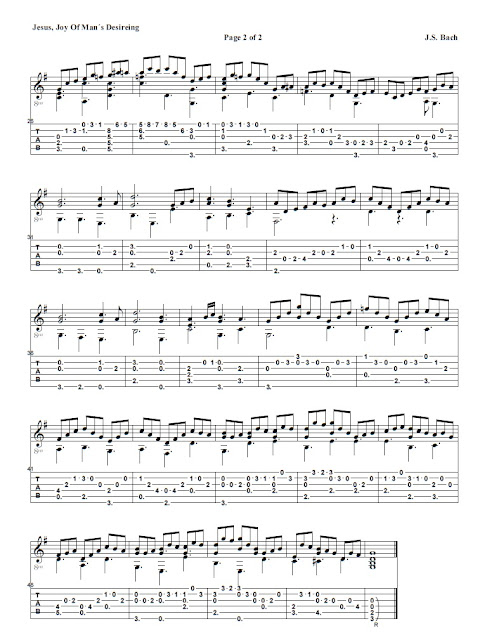 Johann Sebastien Bach - Jesus Joy of man´s desireing