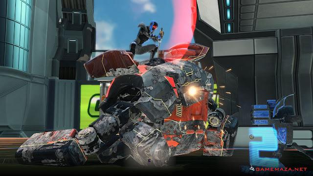Monday Night Combat Gameplay Screenshot 3
