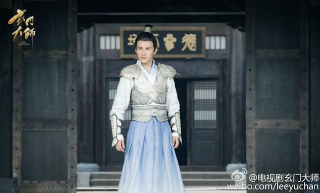 Zhou Yue The Taoism Grandmaster web drama