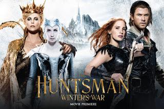 Download Film The Huntsman Winter's War (2016) HDTC 720p Subtitle Indonesia