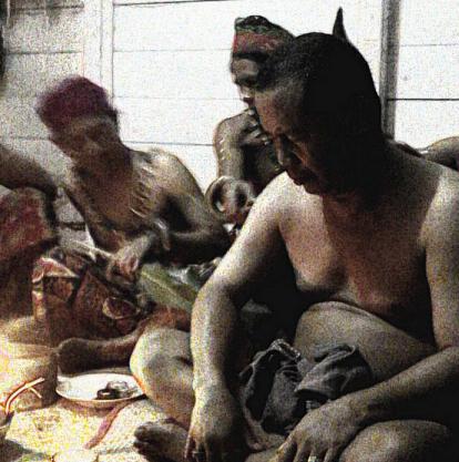 Tari Wadian Suku Dayak