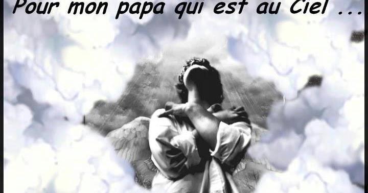 Citations Option Bonheur Panneau Pour Mon Papa Au Ciel