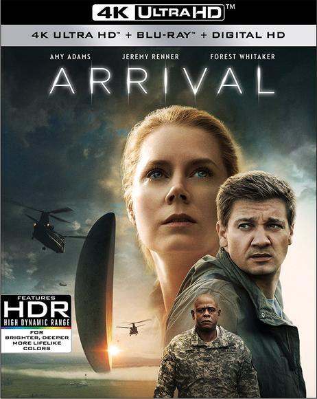 Arrival 4K (La Llegada 4K) (2016) 2160p 4K UltraHD HDR BluRay 21GB mkv Dual Audio DTS-HD 7.1 ch
