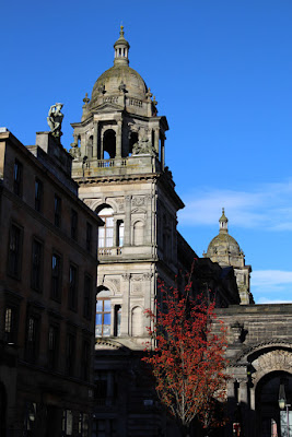 Beautiful Scottish architecture - Glasgow city weekend break - UK travel, lifestyle and fashion blog
