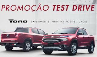 Participar Promoção Test Drive Fiat 2016