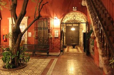 Casa de Melgar, hospedaje en Arequipa, donde dormir en Arequipa