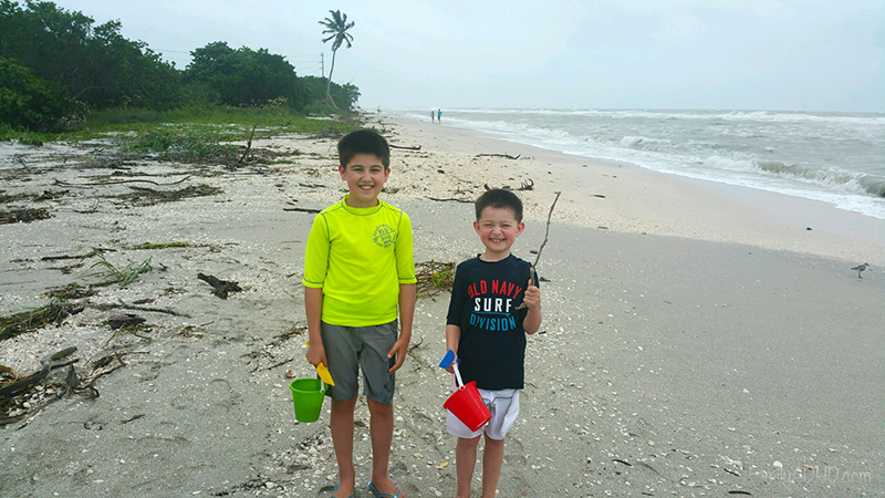 Captiva Island Family Travel Guide Blind Pass Beach