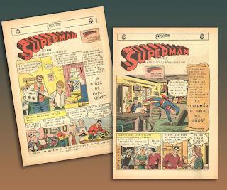 Títulos Superman Novaro Nº 500