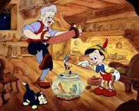 Pinocho en versión Disney