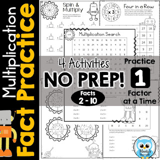 https://www.teacherspayteachers.com/Product/NO-PREP-Multiplication-Fact-Practice-for-Centers-2980984