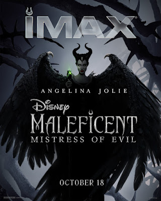Maleficent Mistress Of Evil Movie Poster 11
