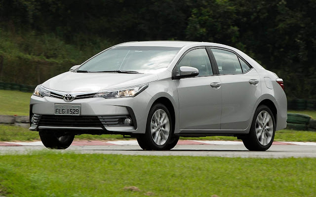 Toyota líder em satisfação do cliente; Fiat é a pior - Brasil