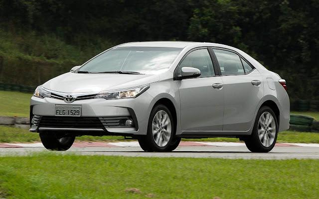 Toyota Corolla XEi 2018