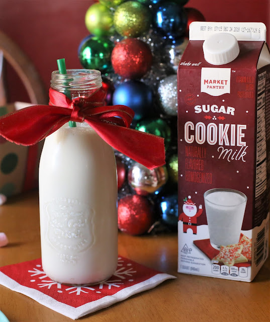 Sugar Cookie Milk