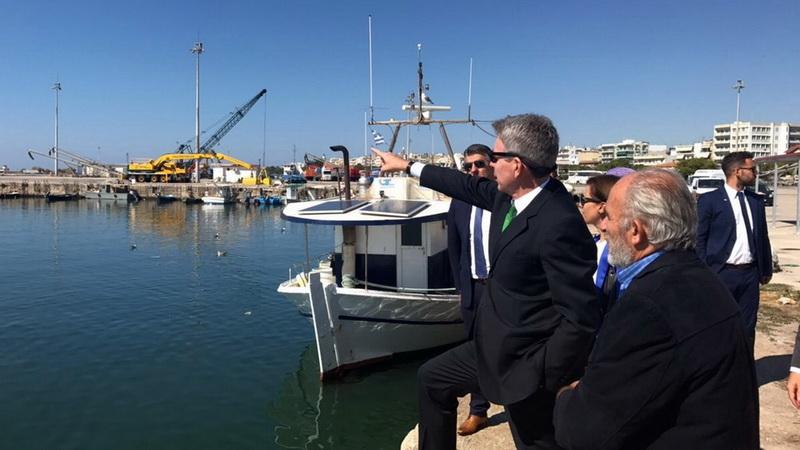 Η Λαϊκή Συσπείρωση για τη μετατροπή του λιμανιού της Αλεξανδρούπολης σε στρατιωτική βάση των ΗΠΑ