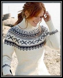 vyazanie s jakkardom sviter svyazannii spicami вязание toxuculuq knitting حياكة вязанне плетиво