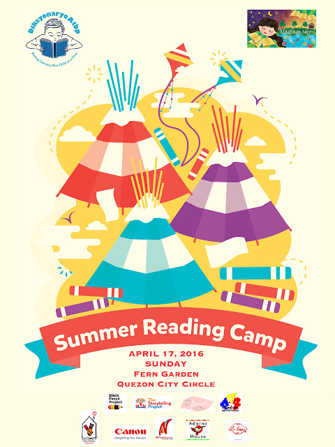 Summer Reading Camp now on its 3rd Year!