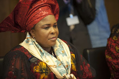 Court Orders Interim Forfeiture Of Patience Jonathan's Houses In Abuja