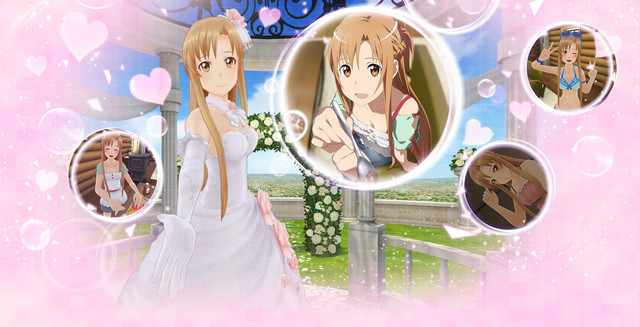 Sword Art Online VR: Lovely Honey Days- Juego de realidad virtual de SAO para iOS y Android