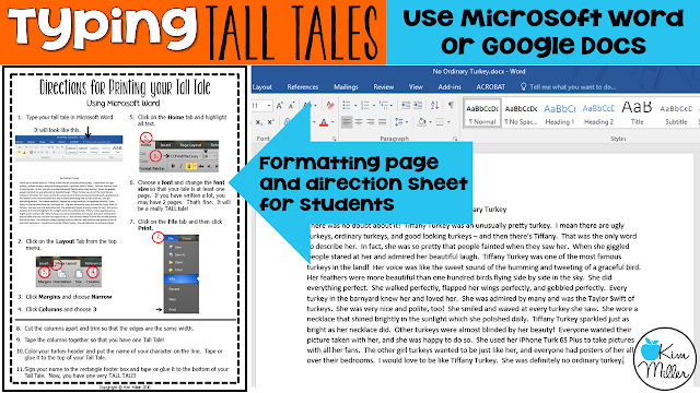 How to Type Tall Tales