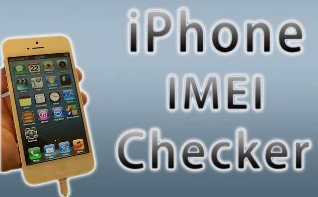 IMEI Checker Service For Any iPhone