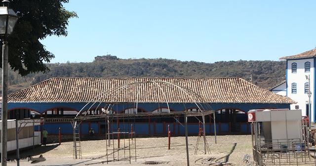 Mercado Municipal, Diamantina, Minas Gerais