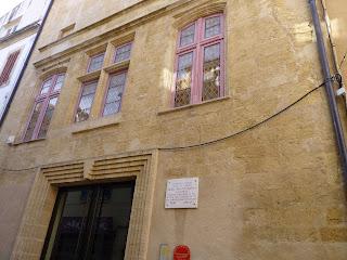 La Casa de Nostradamus.