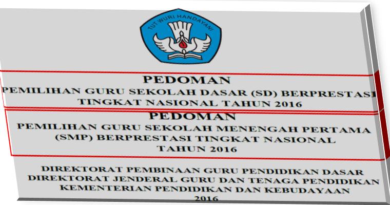 Guru Berprestasi Pedoman Guru Sd Guru Smp Berprestasi Tahun 2016 Sd Negeri 1 Asemrudung
