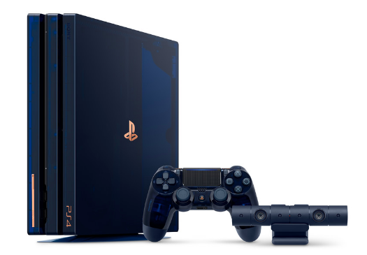 Sony Releases Limited Edition PS4 To Celebrate 500 Million Sales Milestone
