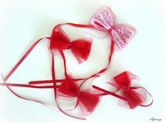 DIY: Pomysł na wieczór panieński – kokardy na rękę