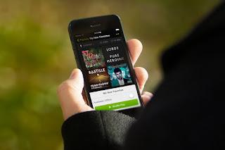 Spotify Dituntut 1,6 miliar Dollar Atas Pelanggaran Lisensi