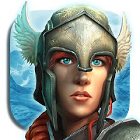 3D MMO Celric Heroes Logo For Android