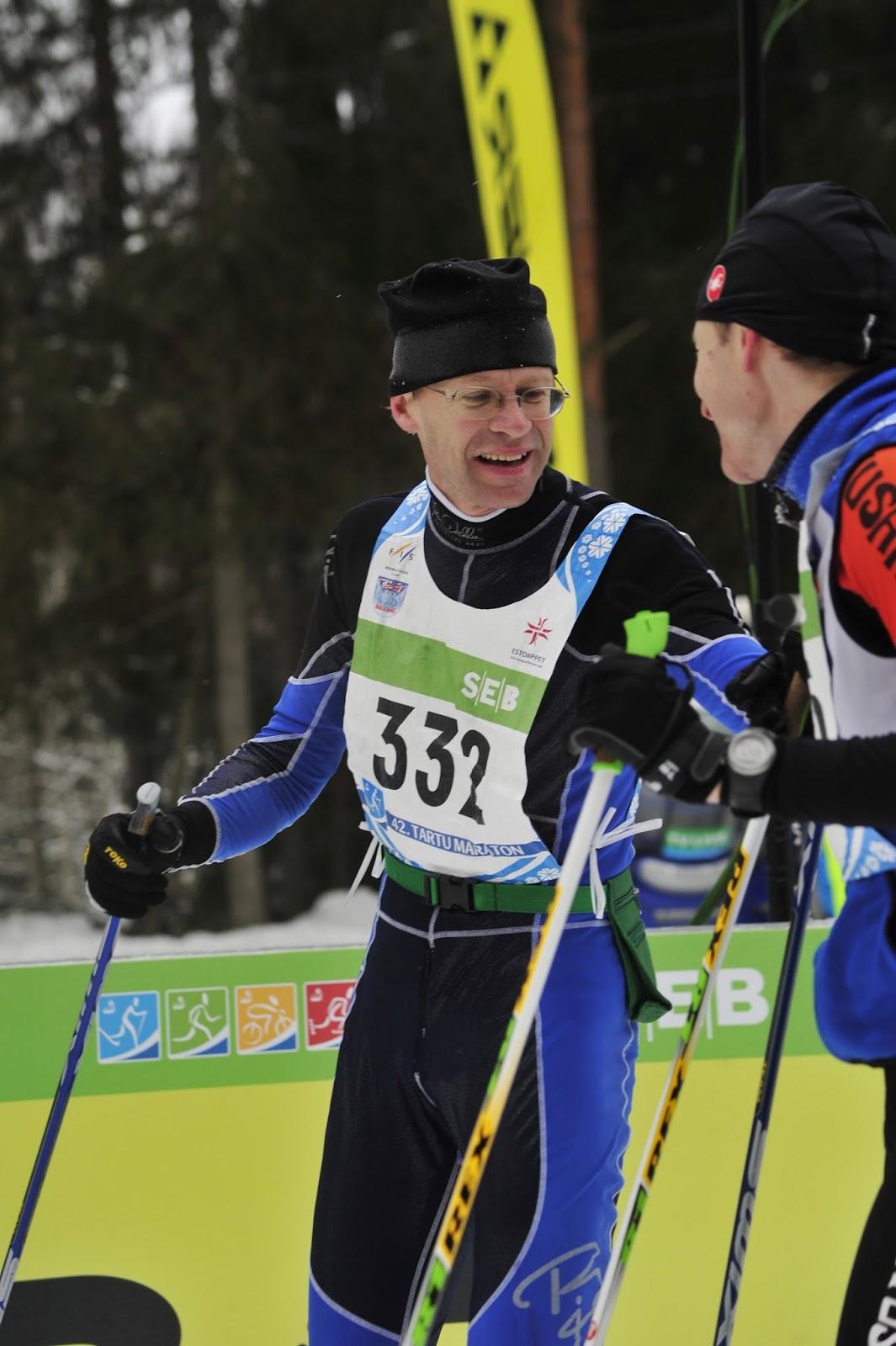 eb29d11e677 Palusin, et seoses sellega, et MTÜ Klubi Tartu Maraton juht Indrek Kelk  keeldus ainuisikuliselt mind registreerimast tänavusele Tartu maratonile,  ...