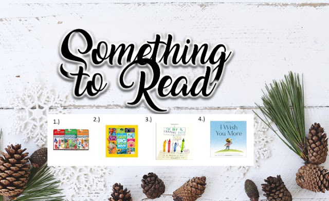 something to read - christmas gift guide for kids