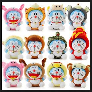 Gambar Boneka Doraemon Yang Lucu 2