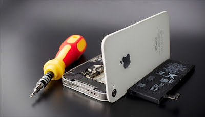 Replace Battery iPhone 5