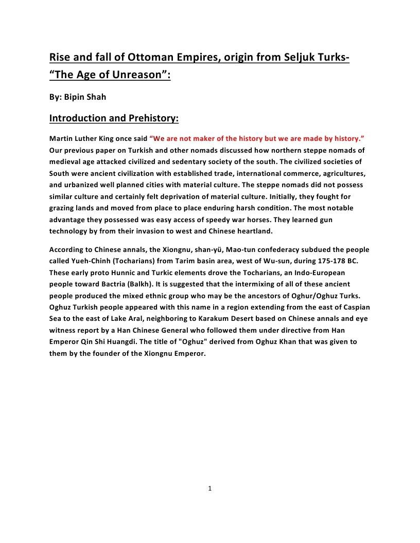 The Age Of Unreason Pdf