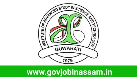 IASST, Guwahati Recruitment 2018