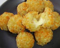 Resep praktis (mudah) keju balut kentang spesial (istimewa) enak, sedap, gurih, nikmat lezat