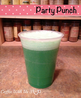 Party Punch by Coffee With Us 3 #recipes