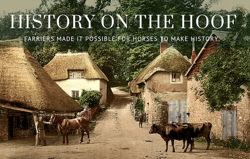 history on the hoof cockington forge