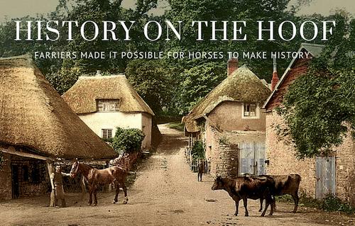 history on the hoof cockington forge