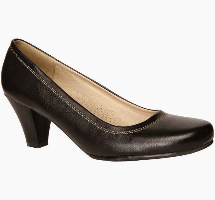 Office Wear Black Shoes For Women E Source Pk