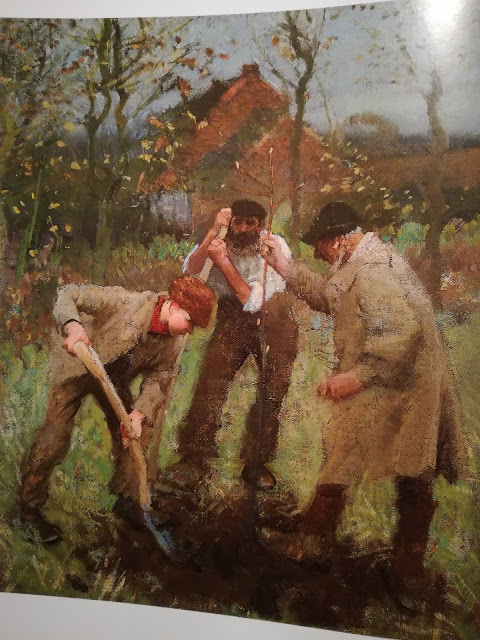 George Clausen, Planting a Tree