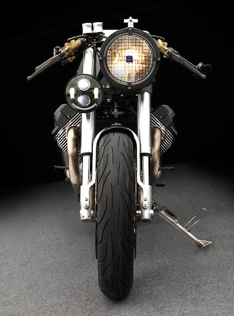 Moto Guzzi V11 Sport By Moto Studio Hell Kustom