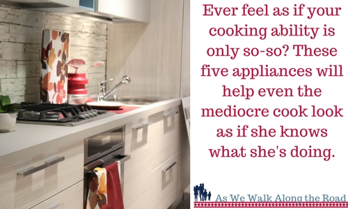 Mom's must-have kitchen appliances