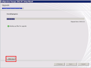 How to upgrade System Center Configuration Manager 2012 to SP1 11